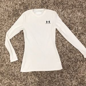 Under Armour Rash Guard Athletic Top